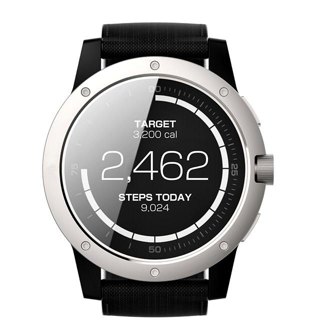 美國 MATRIX PowerWatch 體溫充電 智能手錶 5