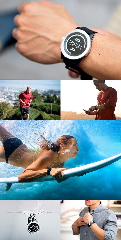 美國 MATRIX PowerWatch 體溫充電 智能手錶 6