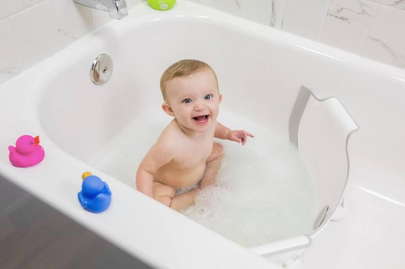 美國BabyDam 寶寶沐浴水壩  1212