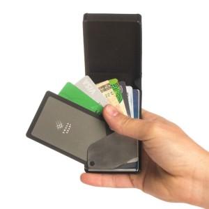 DJIN Wallet 型格小巧防盗錢包 cover