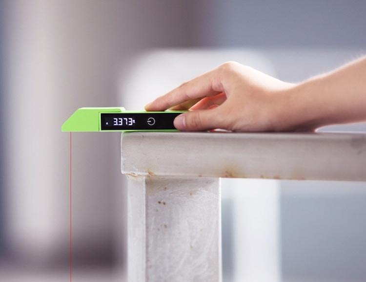 Kiwi P1 極細自動測量鐳射尺111