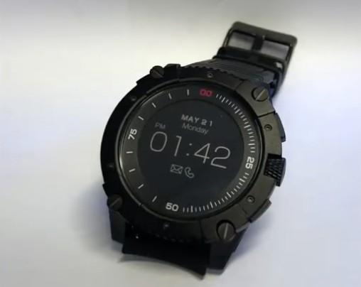 MATRIX 永久免充電 智能手錶30