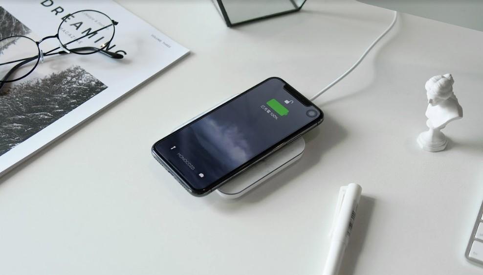 Monocozzi 雲石無線充電板 - iPhone 版本 2