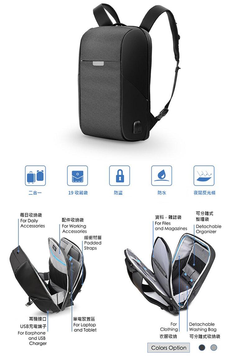 OnePack 多功能背包