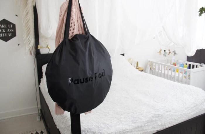 Tent 便攜私人帳篷 Sweden 瑞典 Pause Pod 香港 hong kong Searching C 9