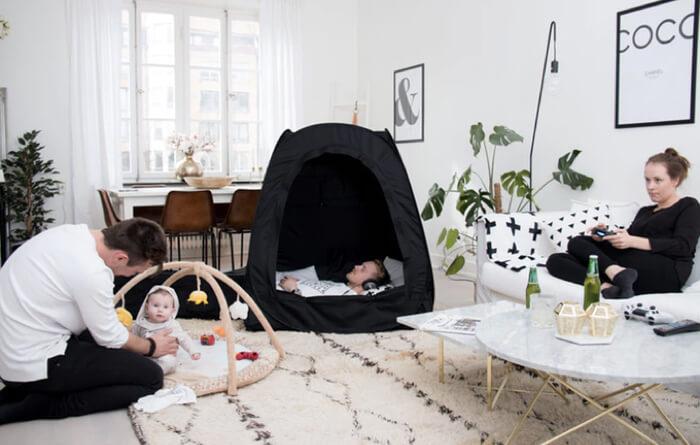 Tent 便攜私人帳篷 Sweden 瑞典 Pause Pod 香港 hong kong Searching C  12