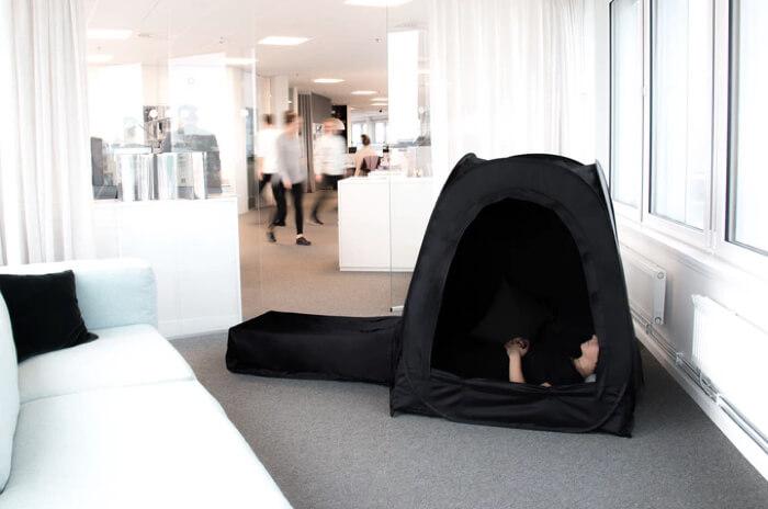 Tent 便攜私人帳篷 Sweden 瑞典 Pause Pod 香港 hong kong Searching C  14