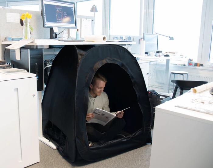 Tent 便攜私人帳篷 Sweden 瑞典 Pause Pod 香港 hong kong Searching C  15