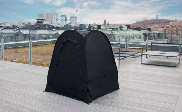 Tent 便攜私人帳篷 Sweden 瑞典 Pause Pod 香港 hong kong Searching C  16