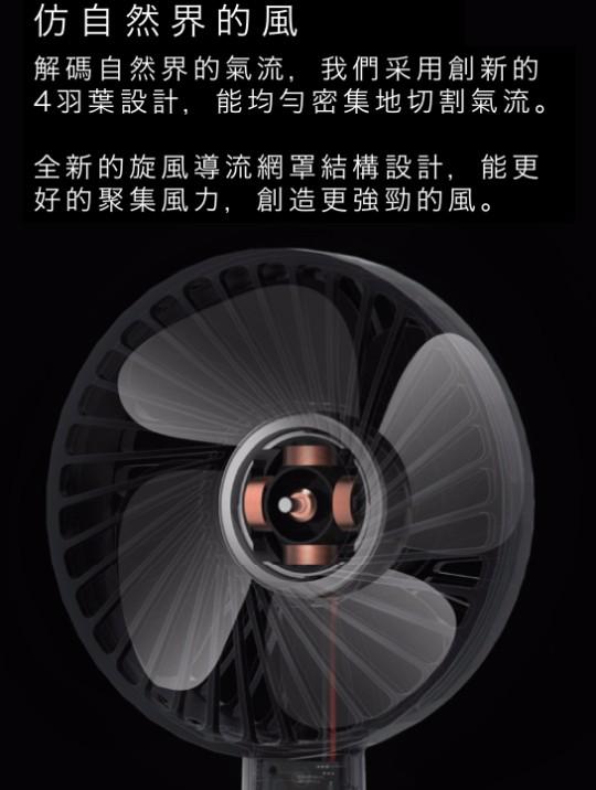 Solove USB手提風扇4