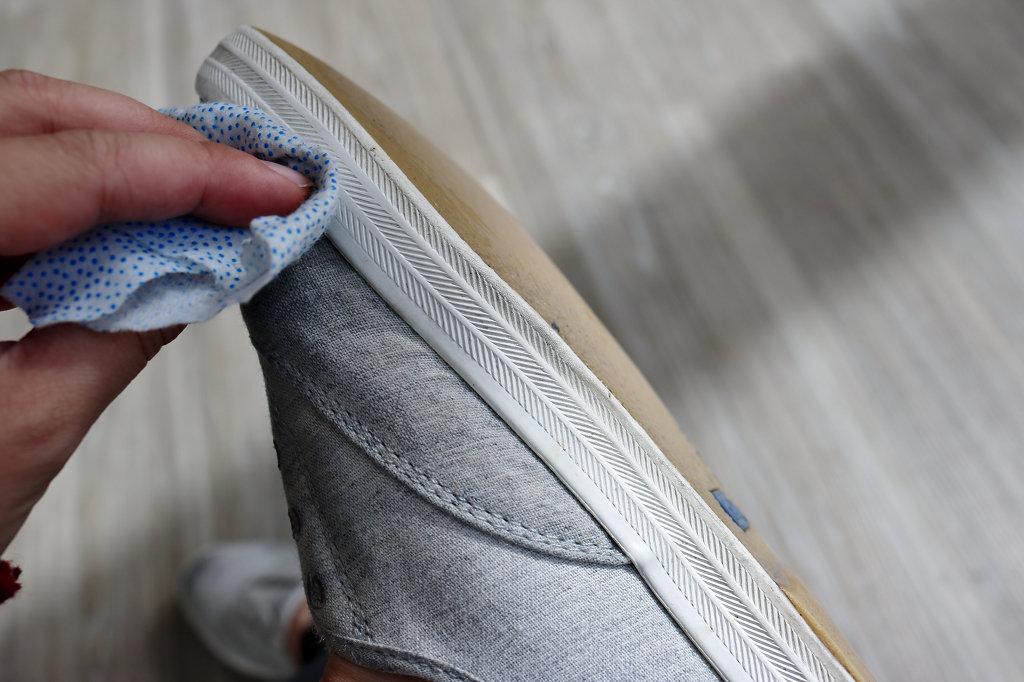 Y.A.S 抹鞋專用清潔濕紙3