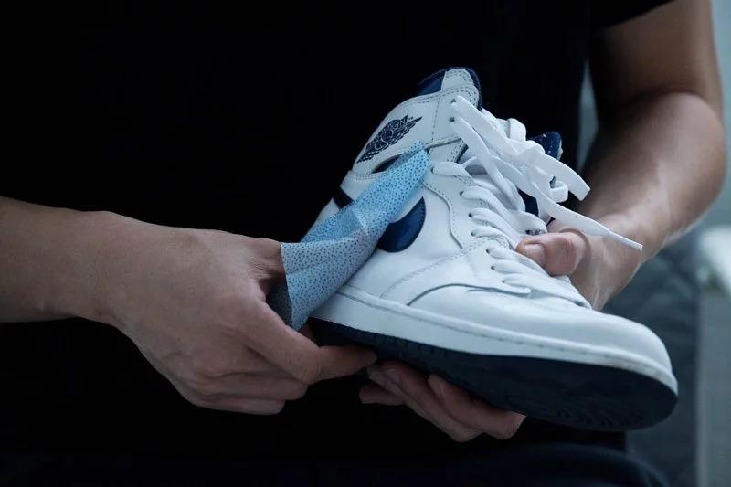 Y.A.S 抹鞋專用清潔濕紙8