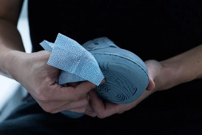 Y.A.S 抹鞋專用清潔濕紙9