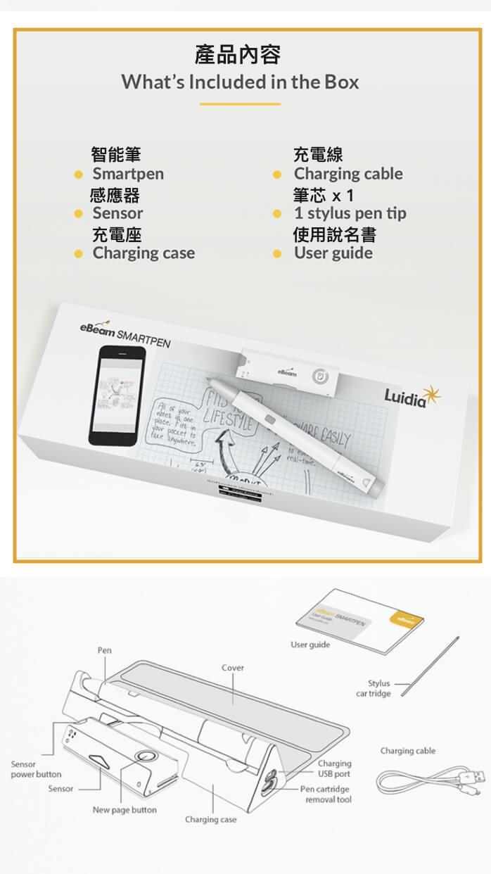 eBeam 香港 Hong kong smartpen智能筆 05
