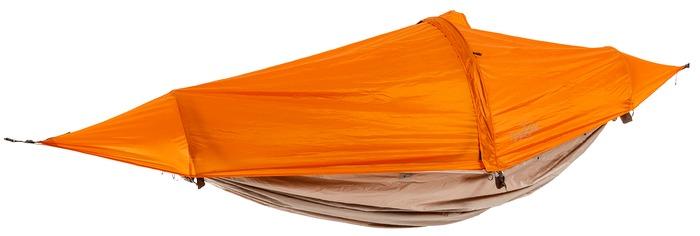 奧地利 FlyingTent  3合1多功能露營帳篷12