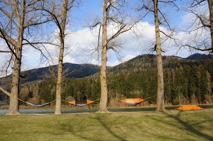 奧地利 FlyingTent  3合1多功能露營帳篷2