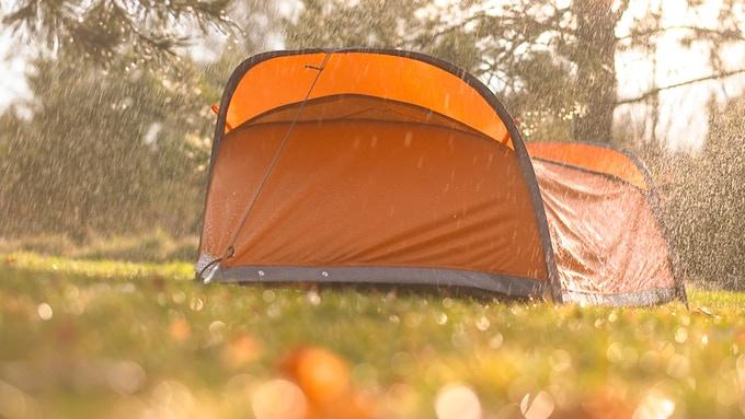 奧地利 FlyingTent  3合1多功能露營帳篷29
