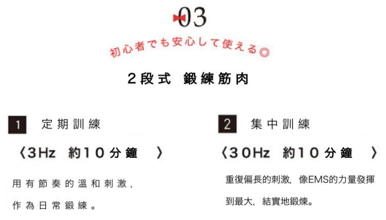 日本 Shape Up 減肥煲呔中3
