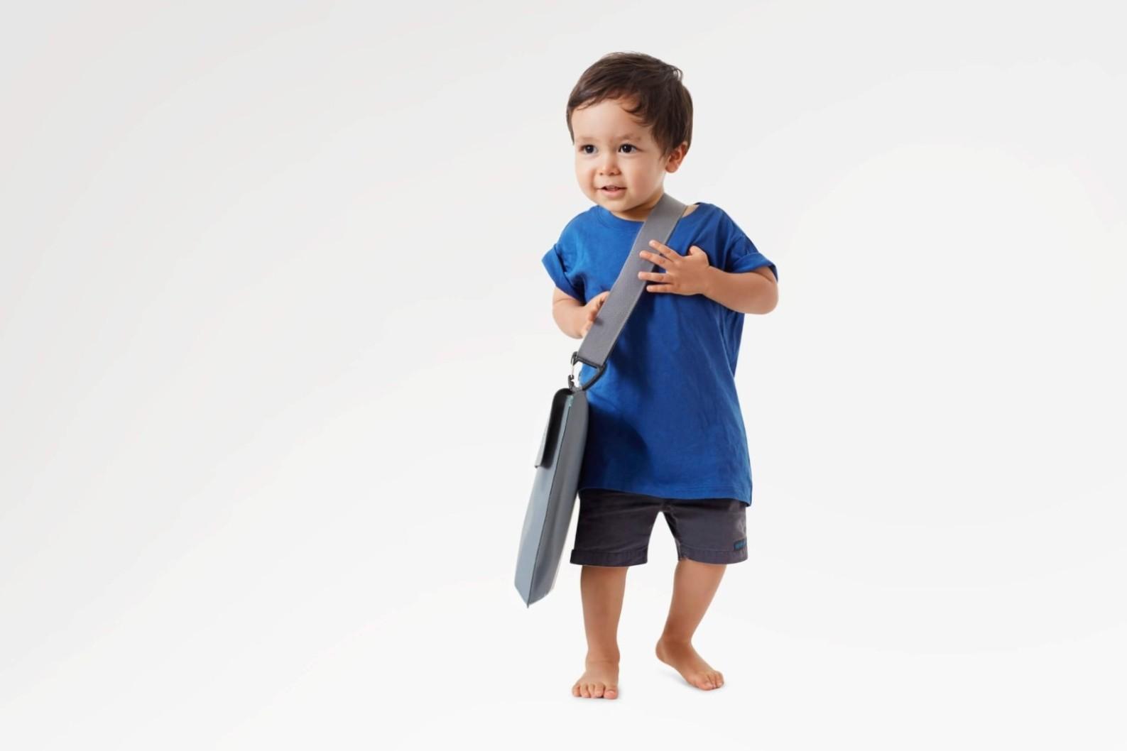 比利時 Bombol 平板大小 嬰兒摺椅21