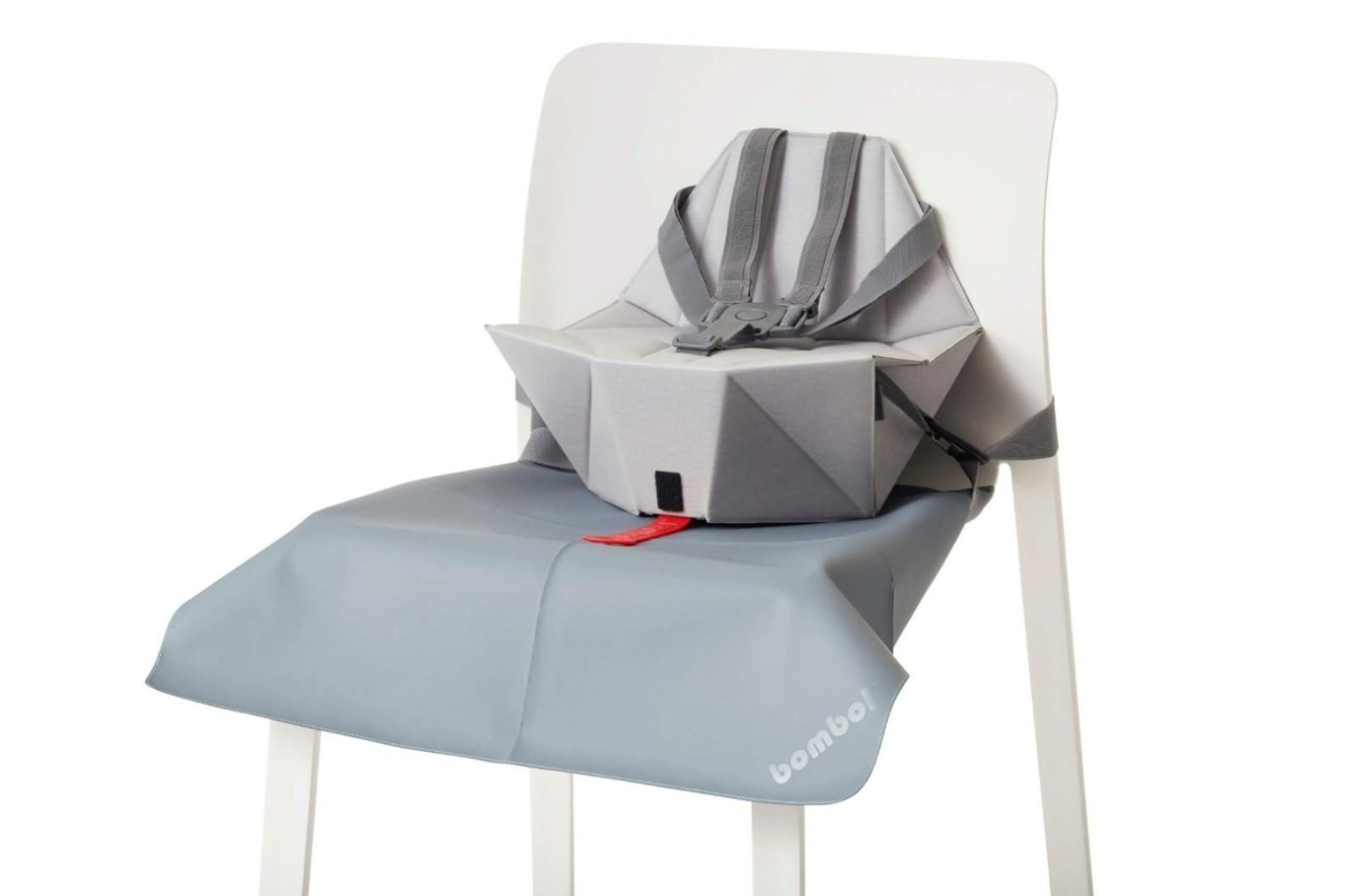 比利時 Bombol 平板大小 嬰兒摺椅26