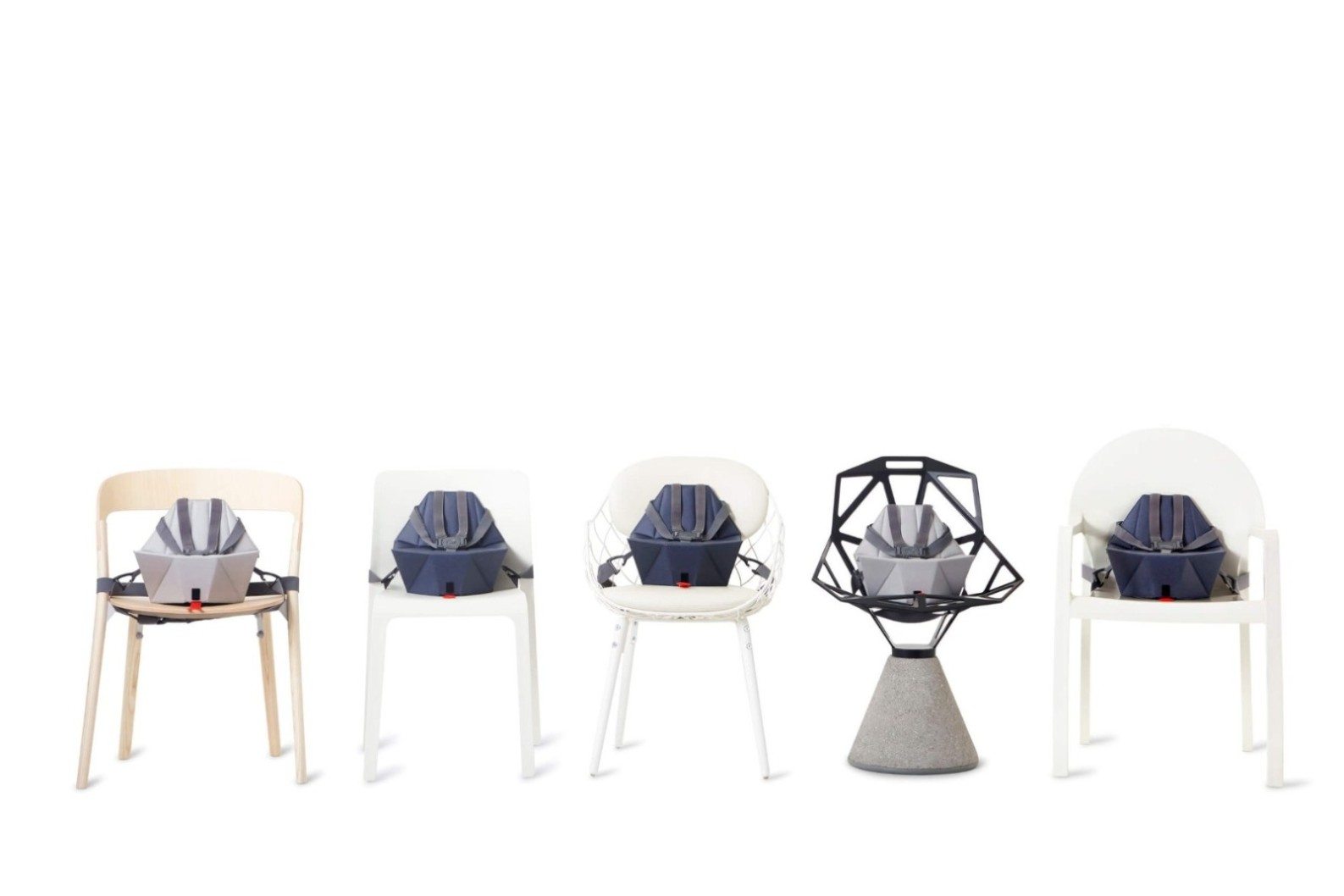 比利時 Bombol 平板大小 嬰兒摺椅27