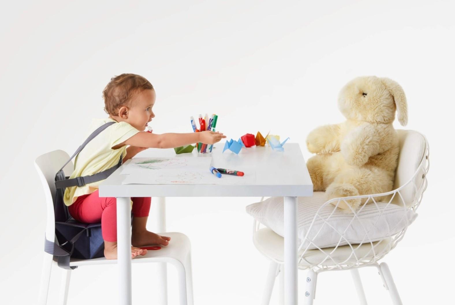 比利時 Bombol 平板大小 嬰兒摺椅29