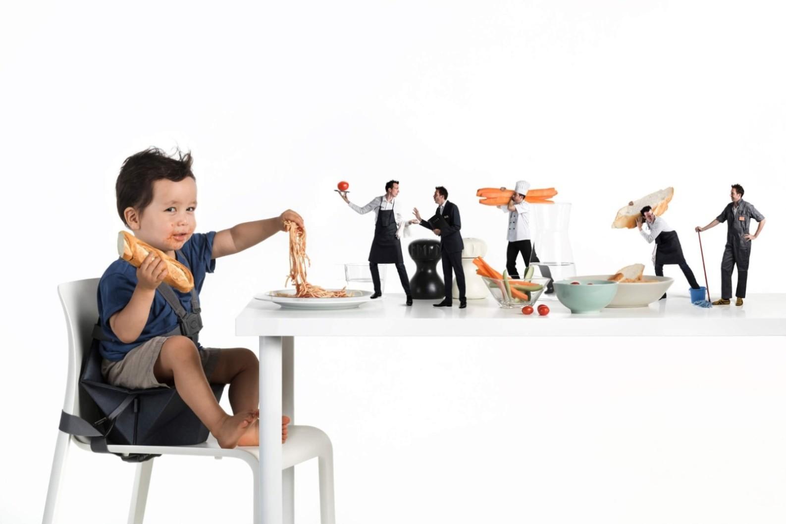 比利時 Bombol 平板大小 嬰兒摺椅33