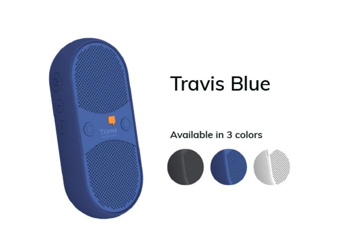 荷蘭 Travis Blue 60種語言 翻釋神器2