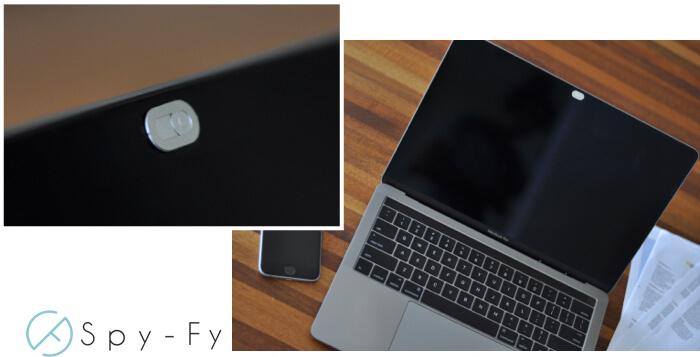 荷蘭 Spy-Fy 地球最簿0.6不鏽鋼 Webcam蓋 searching c Spy-Fy 04