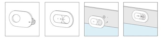 荷蘭 Spy-Fy 地球最簿0.6不鏽鋼 Webcam蓋 searching c Spy-Fy 11