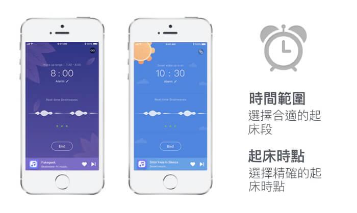 Luuna AI|智能配樂助眠眼罩