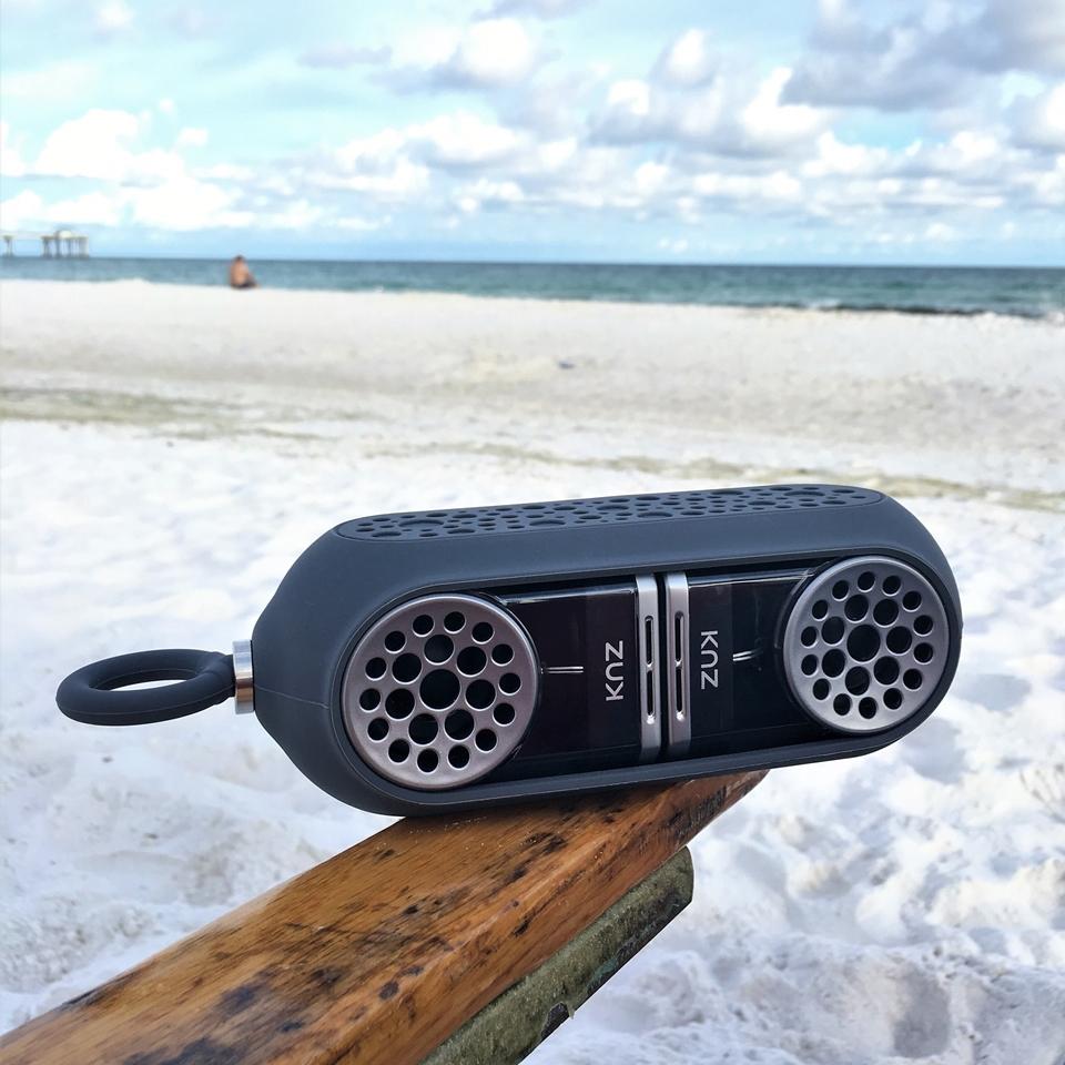 美國 GoDuo 藍芽磁吸揚聲器11