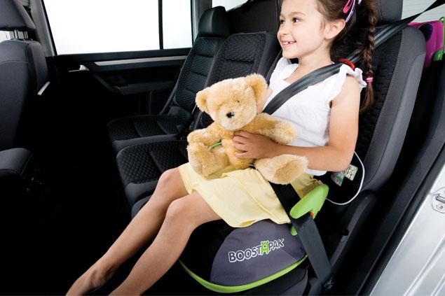 英國 BoostApak 兒童坐椅 背包3