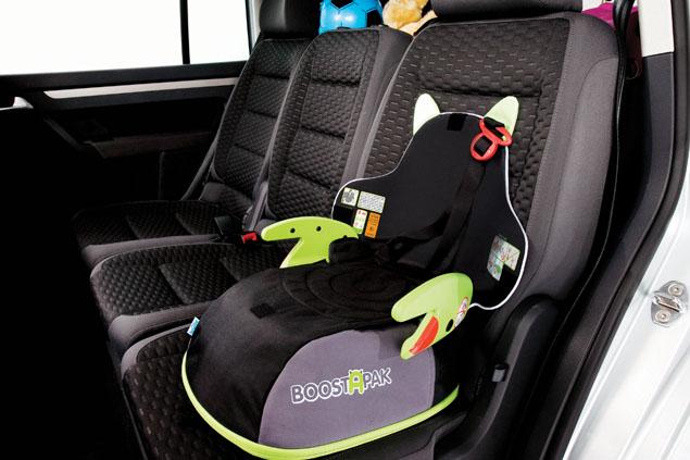 英國 BoostApak 兒童坐椅 背包4
