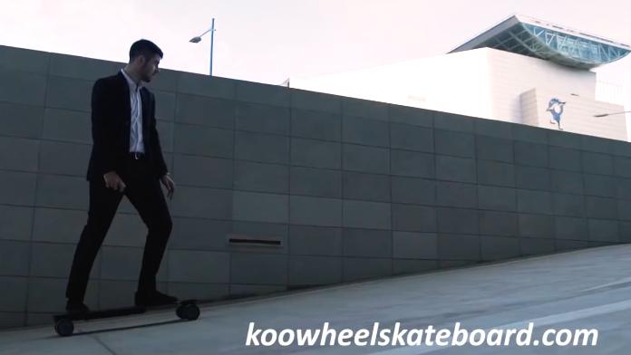 Koowheel skateborad 10