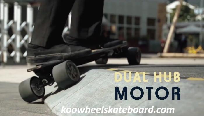 Koowheel skateborad 11