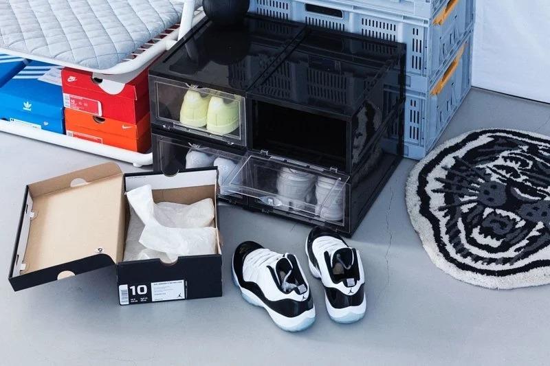 Y.A.S 防塵抗UV 收藏專用鞋盒1