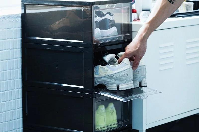 Y.A.S 防塵抗UV 收藏專用鞋盒2