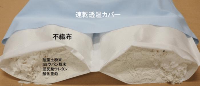 日本 TRIRIA 柔軟珪璪土 地墊10
