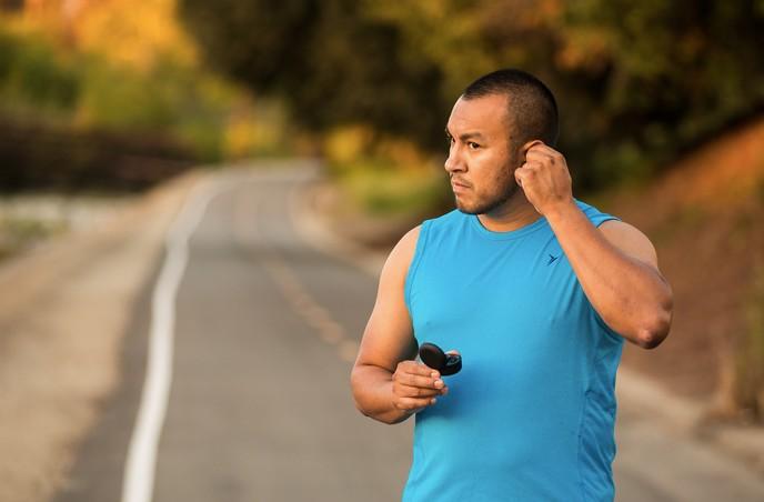 美國 ARIA 一秒配對 防水無線耳機124123
