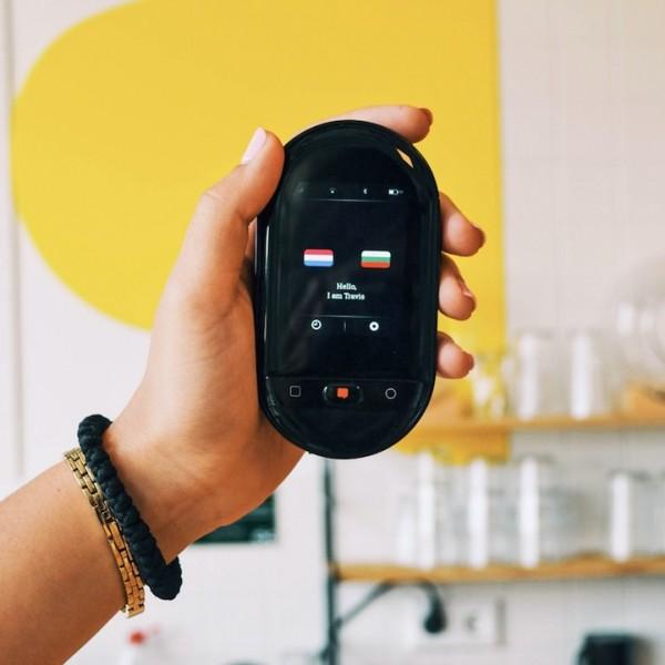 荷蘭 Travis Touch 105種語言 雙向翻釋機 cover photo