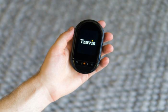 荷蘭 Travis touch 105種語言 雙向翻釋神器10