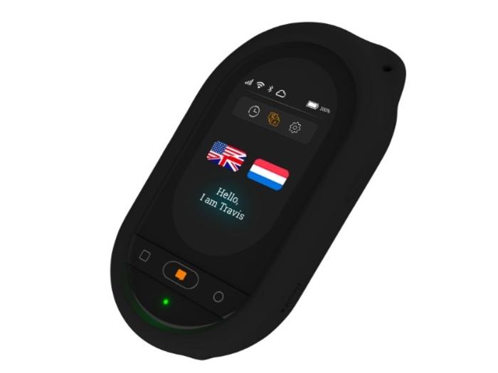 荷蘭 Travis touch 105種語言 雙向翻釋神器12