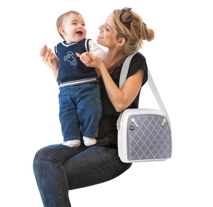 YummiGo 2合1 兒童增高座椅包 6
