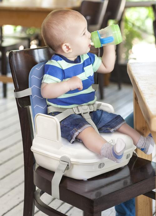 YummiGo 2合1 兒童增高座椅包3