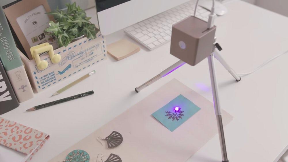 台灣 Cubiio 世界第一台 掌上雷射雕刻機cubliio-laser-engraver-4