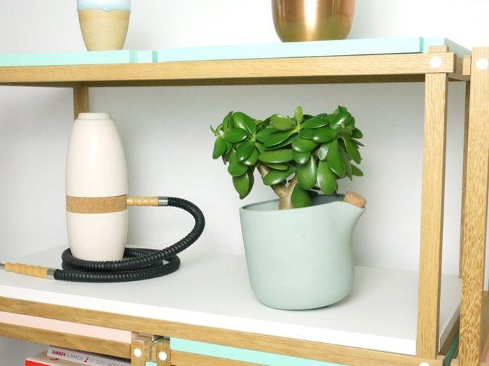 荷蘭 Natural Balance 自動澆水花盆9