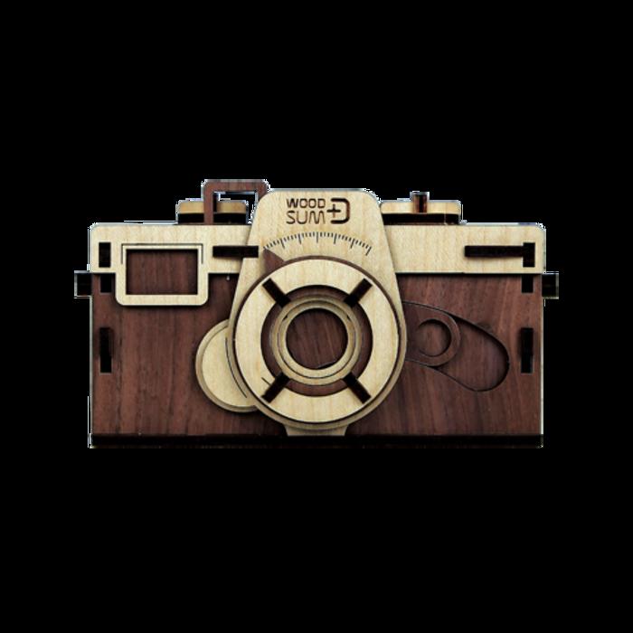 韓國 WOODSUM 木製菲林相機13
