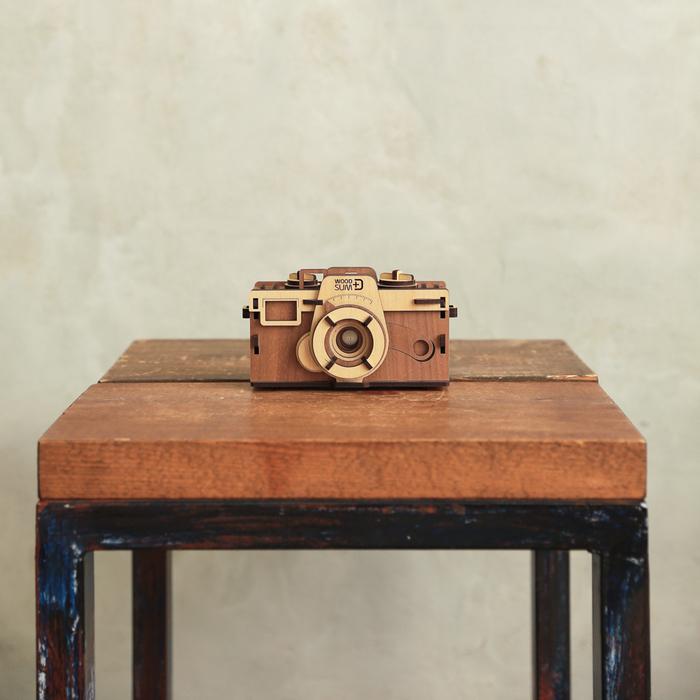 韓國 WOODSUM 木製菲林相機23