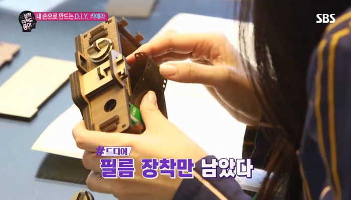 韓國 WOODSUM 木製菲林相機7